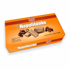 Napolitanke chocolate cream